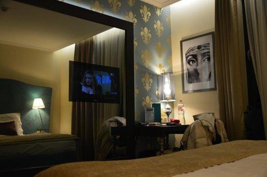 La Prima Fashion Hotel : Camera