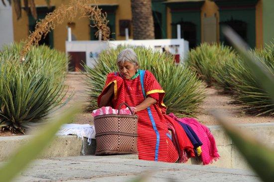 Hotel Aitana : Life in Oaxaca