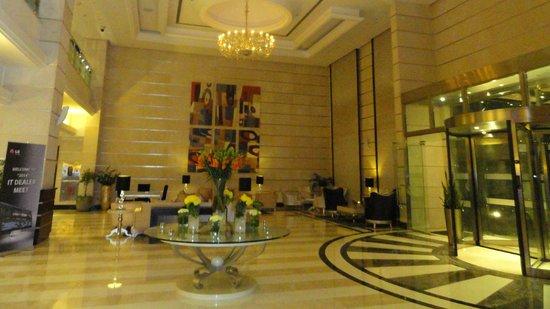 Concorde Hotel Doha: Lobby.