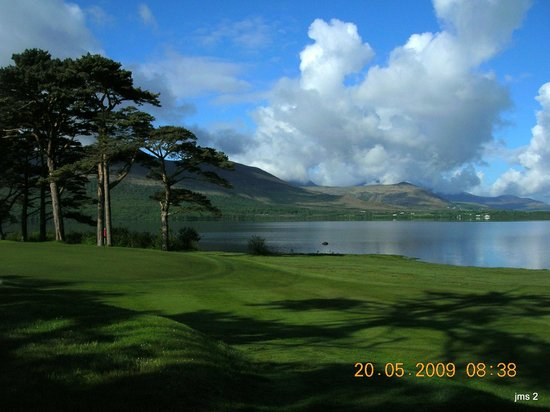 The Killarney Park Hotel: Killarney Golf