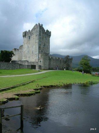 The Killarney Park Hotel: Ross Castle Killarney