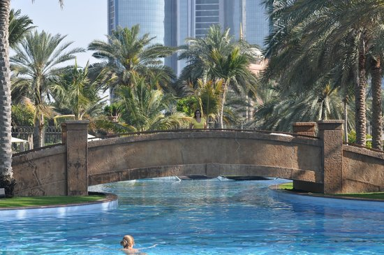 Emirates Palace : pool