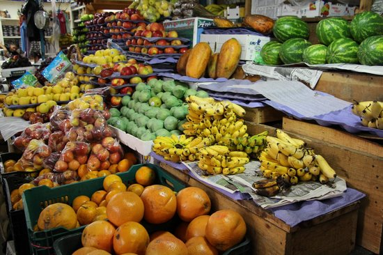 Hotel Aitana: Mercado