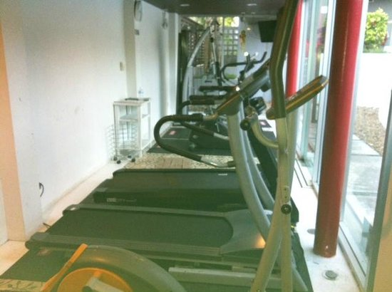 Red Ginger Chic Resort: The Gym