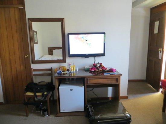La Hosteria: quarto