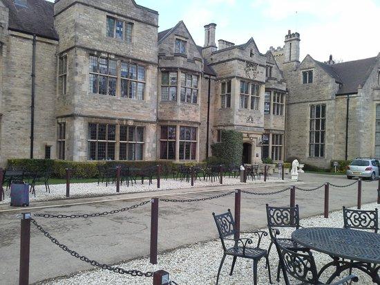 Redworth Hall Hotel : Hotel entrance