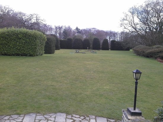 Redworth Hall Hotel : Part of grounds