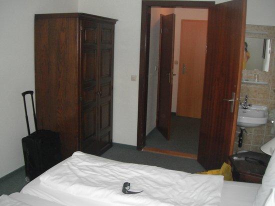 Hotel Garni Schlossblick: Room