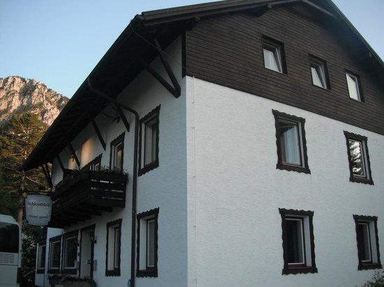 Hotel Garni Schlossblick: Hotel