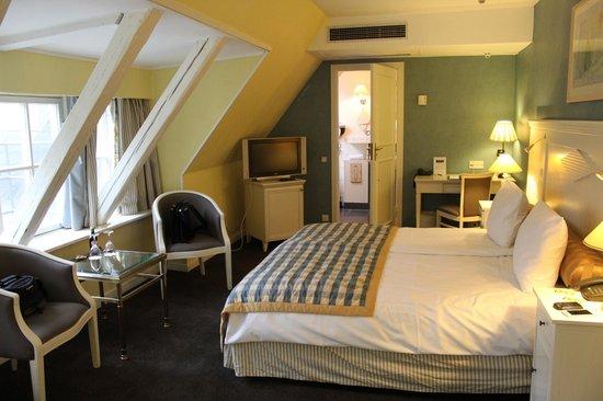 Copenhagen Plaza Hotel: Номер