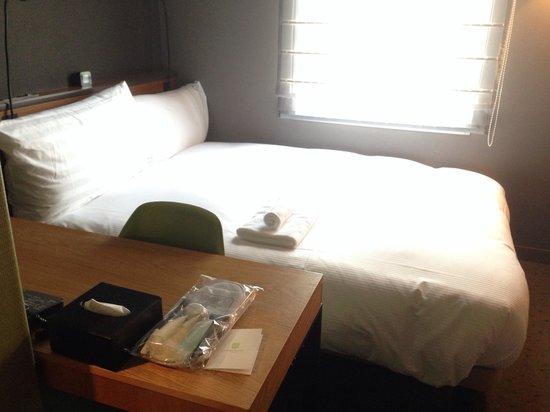Agora Place Asakusa : Double room