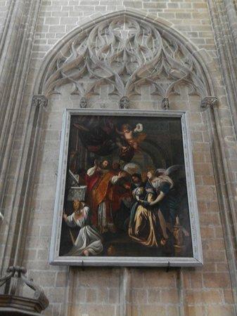 Cathédrale Saint-Étienne : Art