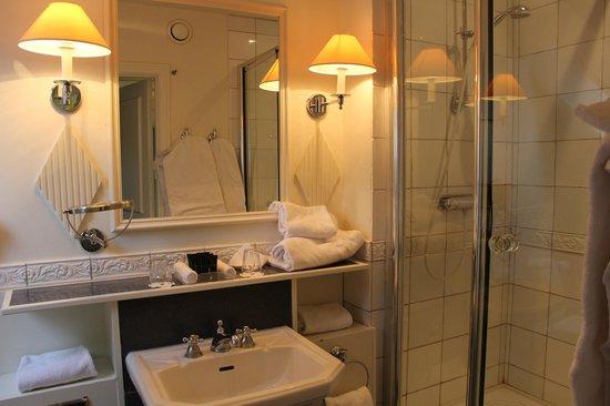 Copenhagen Plaza Hotel: Ванная комната