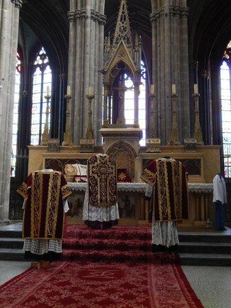Cathédrale Saint-Étienne : Prayer