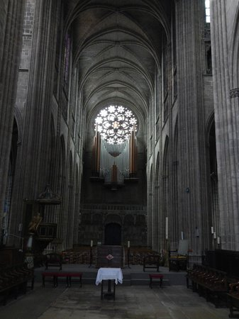 Cathédrale Saint-Étienne : The Organ