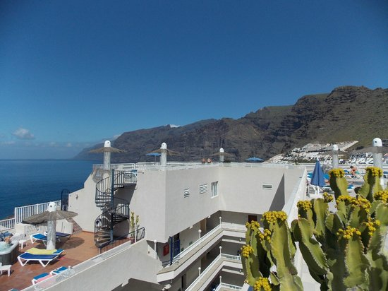 Vigilia Park: View from roof terrace