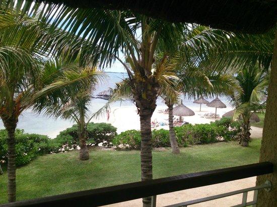 Canonnier Beachcomber Golf Resort & Spa : Vue magnifique