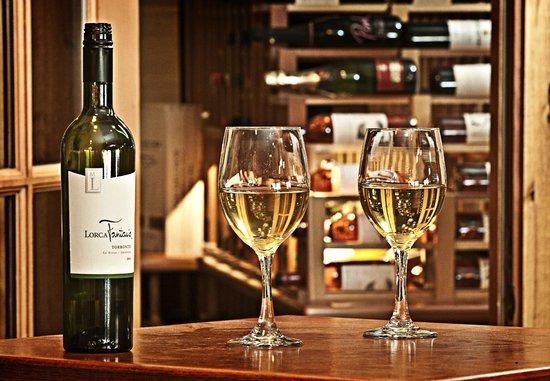 Papa George's: Wine Cellar