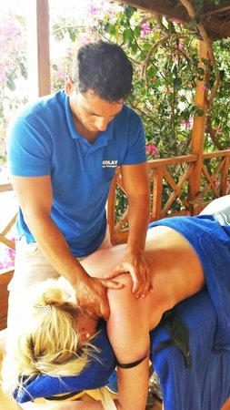 Mogan, Spain: Massage Gran Canaria