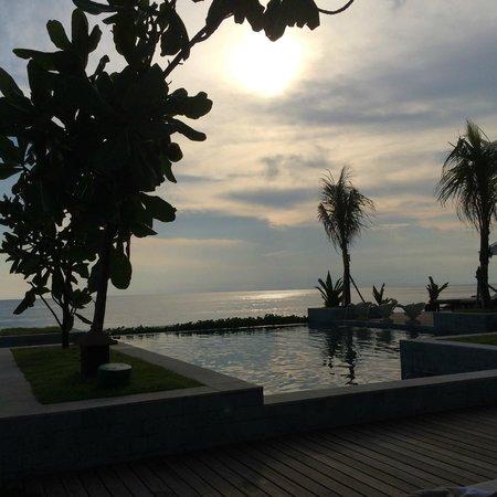 The Seminyak Beach Resort & Spa: Sunset