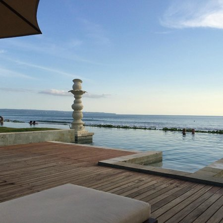 The Seminyak Beach Resort & Spa: Nice pool
