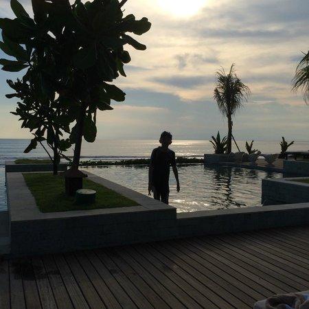 The Seminyak Beach Resort & Spa: Nice view
