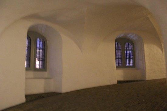 Rundetårn : Внутри