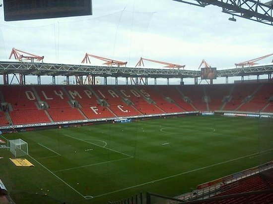 Giorgos Karaiskakis Stadium: Γηπεδο Καραισκακη