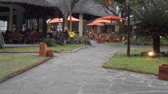 Baobab Beach Resort & Spa: restaurant