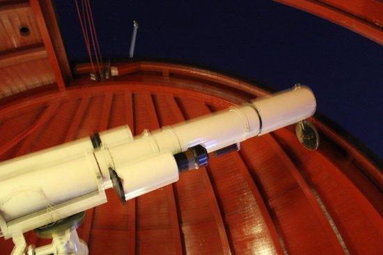 Rundetårn : Телескоп