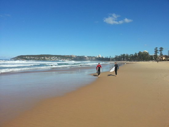 Manly Beach: Manly
