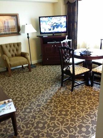 Avenue Plaza Resort: 1 bedroom suite