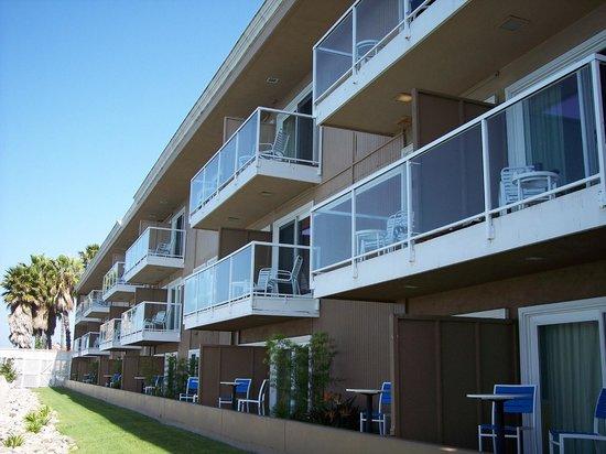 The Portofino Hotel & Marina, A Noble House Hotel : Hotel exterior