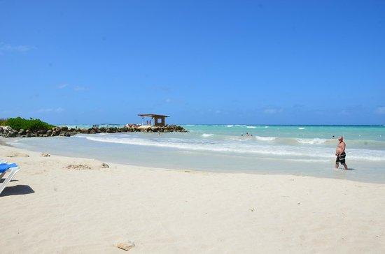 Royalton White Sands Resort : plage