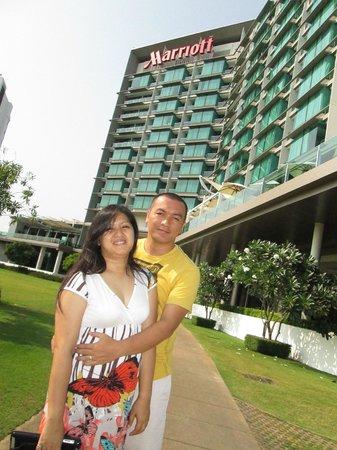 Rayong Marriott Resort & Spa: ground