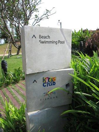 Rayong Marriott Resort & Spa: amenities
