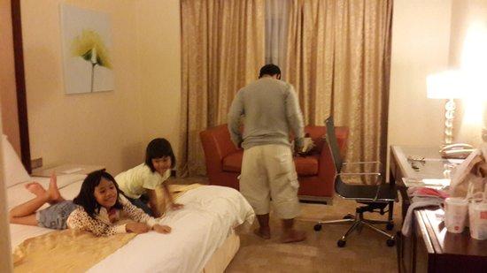 Silka Maytower Kuala Lumpur : rooms