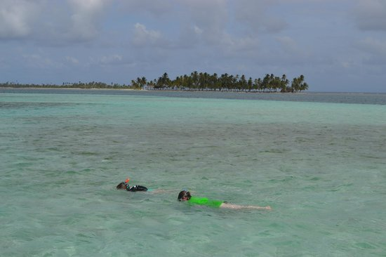 PBA Holding Group Private Tours: Snorkeling in La Piscina