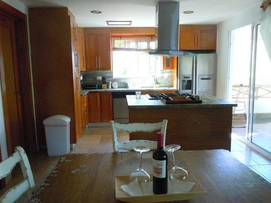 Xeliter Balcones del Atlantico: kitchen