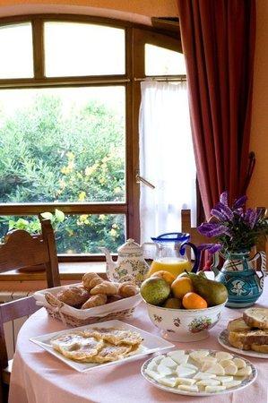 Infantado Hotel: buffet