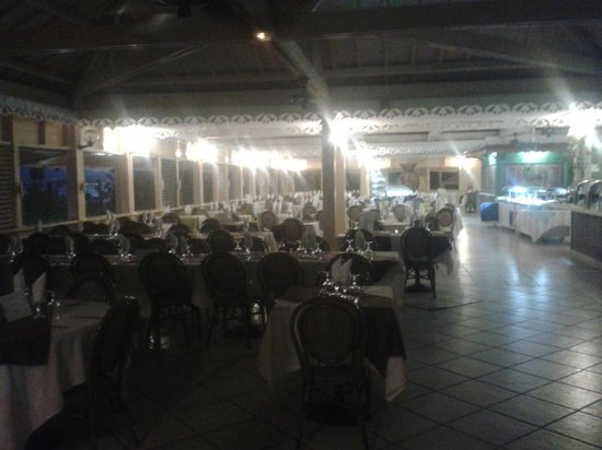 Karibea Beach Resort Gosier: la salle de restaurant