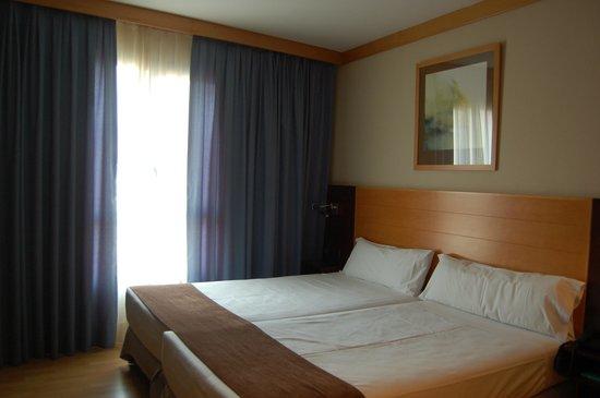 Attica 21 Barcelona Mar: Room