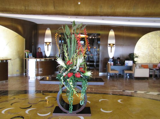Grand Midwest Tower Hotel & Hotel Apartments: la hall