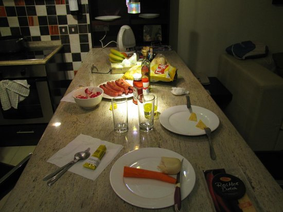 """Grand Midwest Tower Hotel & Hotel Apartments: cena """"casalinga"""""""