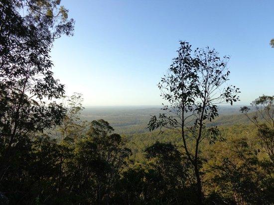 Aaronlee Retreat: View