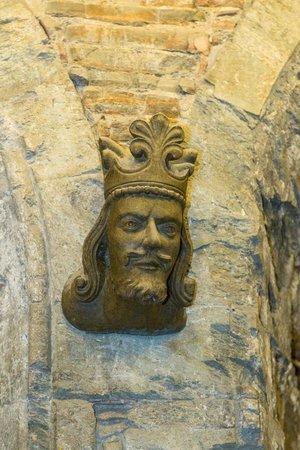 Rosenkrantz Tower - Bymuseet i Bergen : Carving