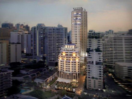 Map - Picture of Grand Sukhumvit Hotel Bangkok - TripAdvisor