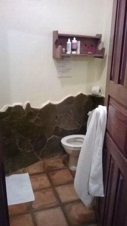 Hotel Mamiri : bagno