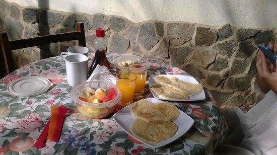 Hotel Mamiri: colazione