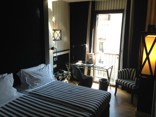 EuroPark Hotel : Twin Euro Room